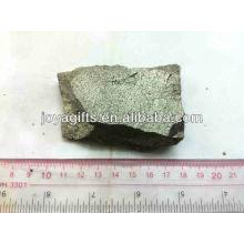 Pedra preciosa áspera da pirita, pedra preciosa áspera para a coleção