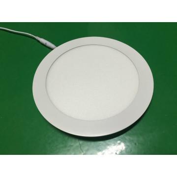 Downlight du panneau LED rond de 6W à chaud