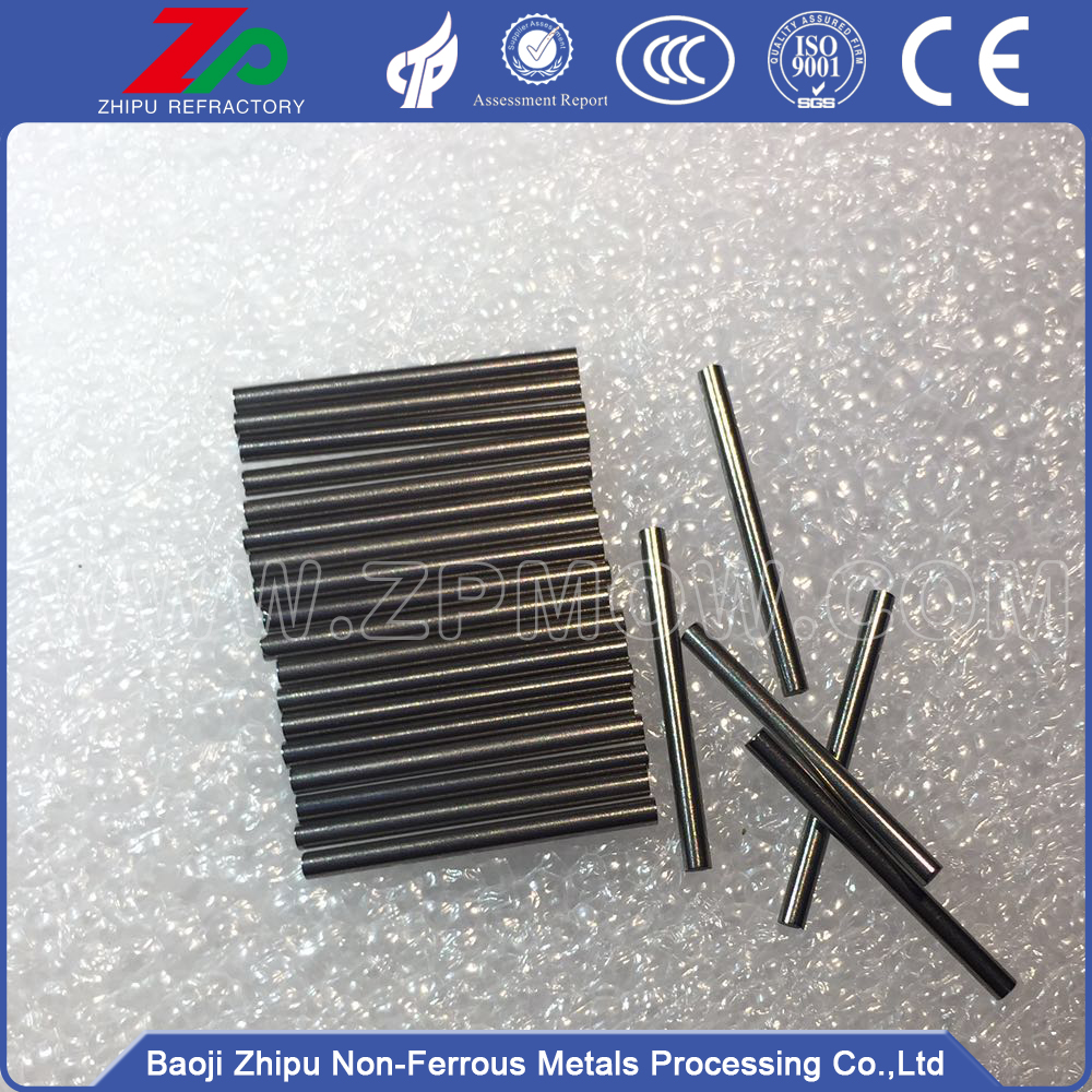 Heating Tungsten Needle