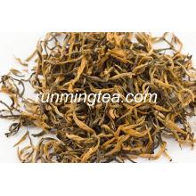 Yunnan yemas de oro té negro