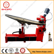 Dished end flanging machine for road tank Shuipo flanging machine hydraulic tank head forming machine