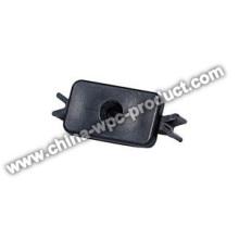 WPC decking plastic clip