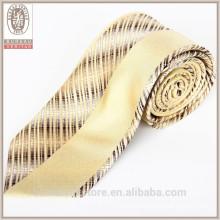 La alta calidad al por mayor diseñó el lazo de seda tejido por encargo del diseñador