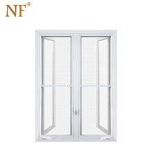 French aluminium casement window crank operator