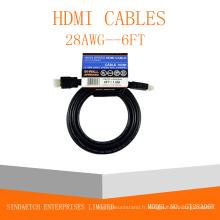 Câble HDMI Premium pour Bluray 3D DVD PS4