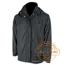 Waterproof Coat Adopting Dryvin Fabric Jacket