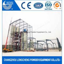 Plaster Line Production Plant