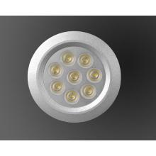 Светодиодные потолочные светильники в утопленных светильниках
