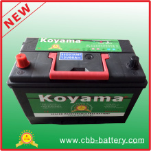 95D31rmf (12V80Ah) Korea Design Maintenance Batterie de voiture gratuite