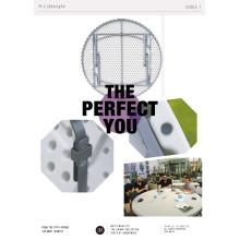 180cm Round Plastic Banquet Folding Table