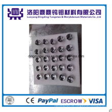 Qualitativ hochwertige Titan Tiegel Made in China