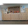 12 compartment changing room locker &bench
