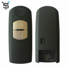 Best price black Smart remote key For CX7 with 2 Button 434MHz FCCID SKE11B-04