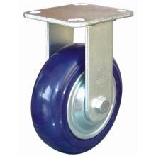Rodízio de nylon resistente a altas prestações (azul)