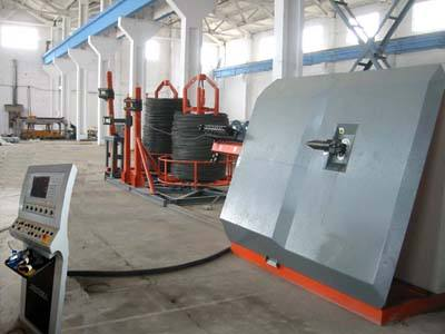 Automatic Stirrup Bending Machine (4)