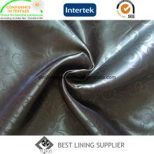 Кожаная куртка тиснением лайнера, подкладка полиэстер сатин, подкладочная ткань