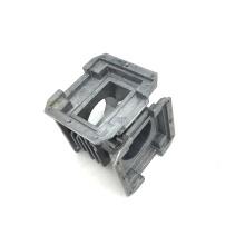 Custom OEM zinc die casting parts aluminum die-cast housing casting aluminium heat sink manufactural