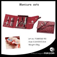 conjunto de manicure alemão, conjunto de manicure wusthof, conjunto de manicure do homem