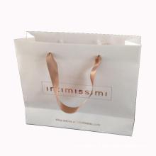 Sac papier personnalisé pour le shopping et l'emballage