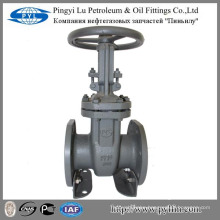 Gost standard carbon steel rising stem flanged gate valve better than Wenzhou in China