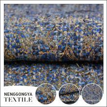 Servicio del OEM Diferentes tipos de tela de la polaina polivinílica del estiramiento de moda