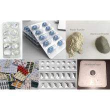 Оборудование для переработки медицинского алюминия и пластика