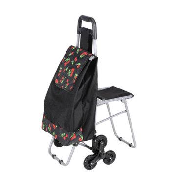 Three-wheel Shopping Cart