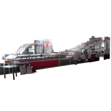 Full Automatic Flute Sheet Board Laminator Machine