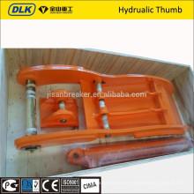 para pulgar hidráulico de excavadora de 12-16 toneladas
