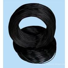 Alambre Negro / Alambre de Alambre Duro Negro Dibujado Duro Alambre de Acero para Fabricación de Uñas