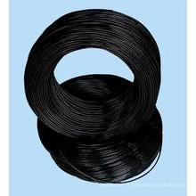 Fil noir / fil de fil noir dur étiré Fil en acier pour la fabrication des ongles