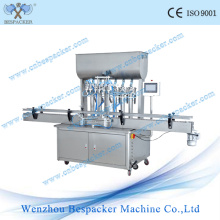 Automatic Stainless Steel Water Bottle Filling Machine