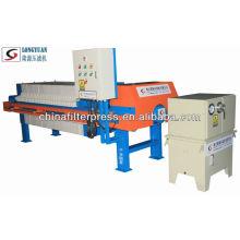 1000 Series Automatic Plastic Filter Press