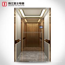 China Foshan Fuji Factory Trade Assurance Low Noise Cheap Price exterior ascensores de pasajeros 10 pasajero/ 800kg