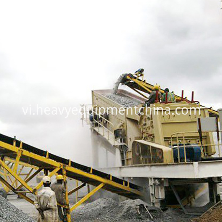 Crushing and Screening Plants