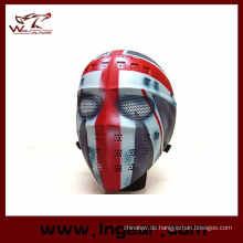 Hockey-Typ Airsoft Mesh Goggle Vollmaske
