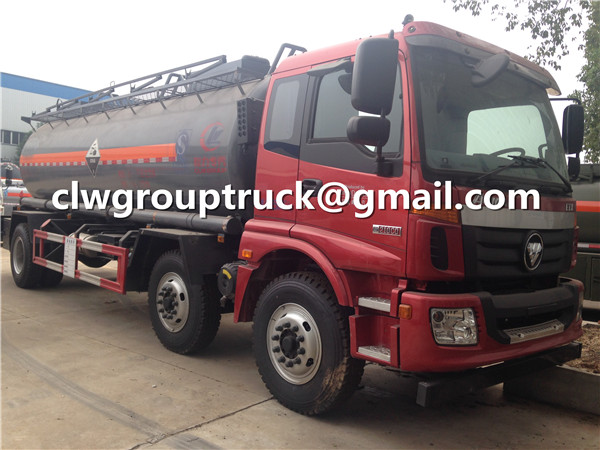 6X2 Chemical Tanker Trailer