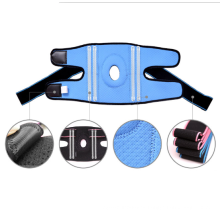 Health protective knee pads patella support work knee brace with foldable strap