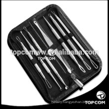 7pieces Multi-Functional stainless steel blackhead/Blemish Remover Kit