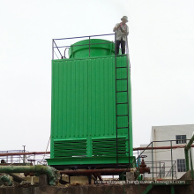 Square Counterflow FRP Cooling Tower For Power Plant