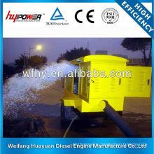 Водяной насос для орошения с дизельным двигателем DEUTZ (100 кВт)