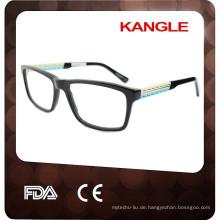 Neue HOT Man Azetat Brillen, neue Form Acetat optische Rahmen für 2017