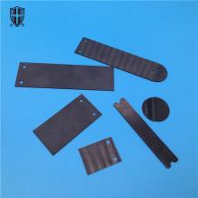 disipador de calor zirconia hoja de cerámica sustrato chip losa