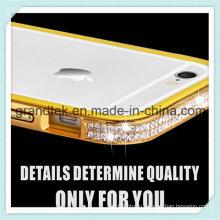 Шику Алмаз случай мобильного телефона для iphone6 плюс 5.5 Чехол бампер