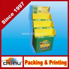 Super Batterie Papier Anzeige (6214)