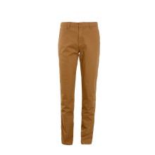 Dernières conceptions de pantalons en sergé pour hommes
