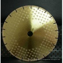 electroplated diamond disco diamantados