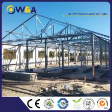 (HFW-3)China Precast Design 1000 Square Meter Warehouse Prefabricated Building Houses