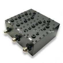 Duplexador de cavidades 1940-1955 / 2130-2145MHz