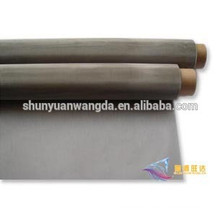 titanium alloy expanded weave wire mesh